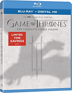 Game of Thrones: S3(Elite/Disct19/DC/BD)