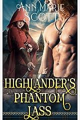 Highlander's Phantom Lass: A Steamy Scottish Medieval Historical Romance (Highlands' Formidable Warriors) Kindle Edition