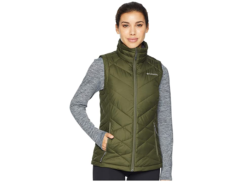 Columbia Heavenly Vest (Nori) Women