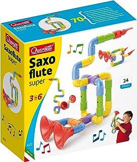 ساز موسیقی قابل تنظیم Quercetti Super Saxoflute