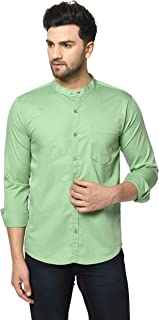 STUDIO NEXX Men's Cotton Casual Shirt