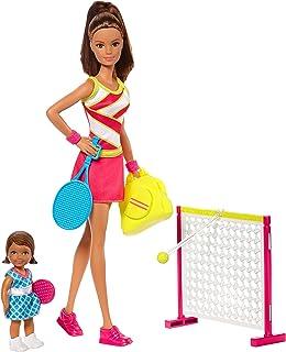 Barbie Careers Tennis Coach Playset