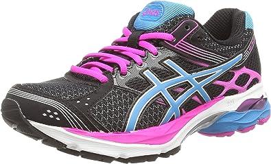 Asics Gel-pulse 7, Chaussures de Running Entrainement Femme - Noir ...