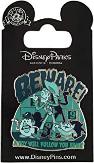 toy story haunted mansion pin
