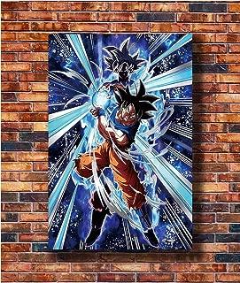 Dargon Ball Super Ultra Instinct Goku Japan Anime -Poster - Hot Gift No Frame (11 x 17)