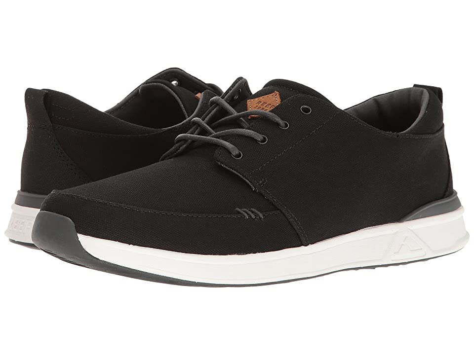 Reef Rover Low (Black/White) Men