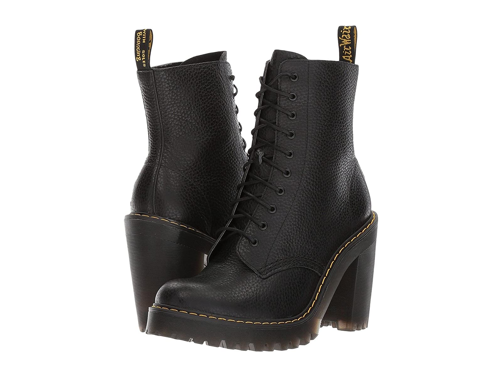 Dr. Martens Kendra 10-Eye BootAffordable and distinctive shoes