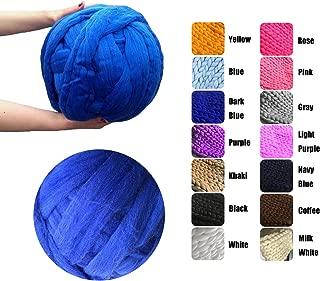 Best chunky metallic yarn Reviews