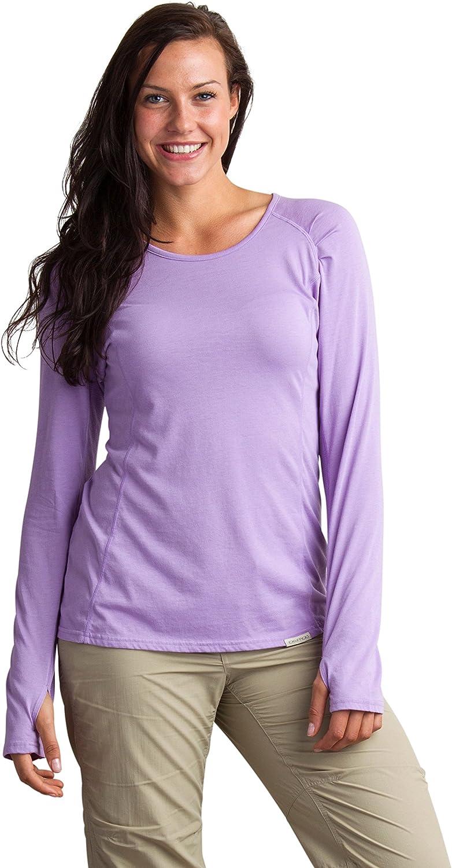 ExOfficio Women's BugsAway Lumen LongSleeve Shirt