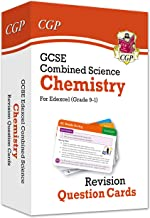 New 9-1 GCSE Combined Science: Chemistry Edexcel Revision Question Cards (CGP GCSE Combined Science 9-1 Revision)
