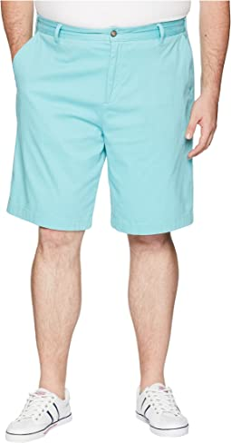 Big & Tall Fashion Solid Deck Shorts