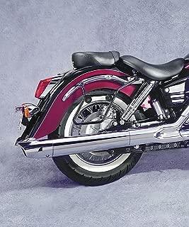 National Cycle Cruiseliner Hard Saddlebags Black Mount Kit for Yamaha 1999-2009 - One Size - One Size