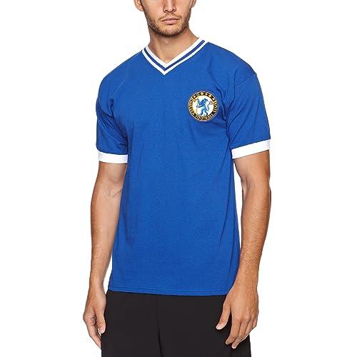 Chelsea Retro Shirts: Amazon co uk