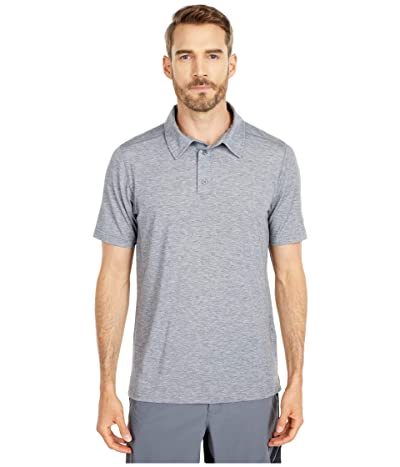 Marmot Wallace Polo (New Black Heather) Men