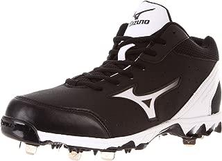 Men's 9-Spike Vintage 7 Mid Switch Baseball Shoe