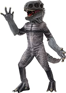 Jurassic World Indominus Rex Creature Reacher Deluxe Oversized Mask and Costume