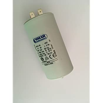 Condensateur 45/µF 450v
