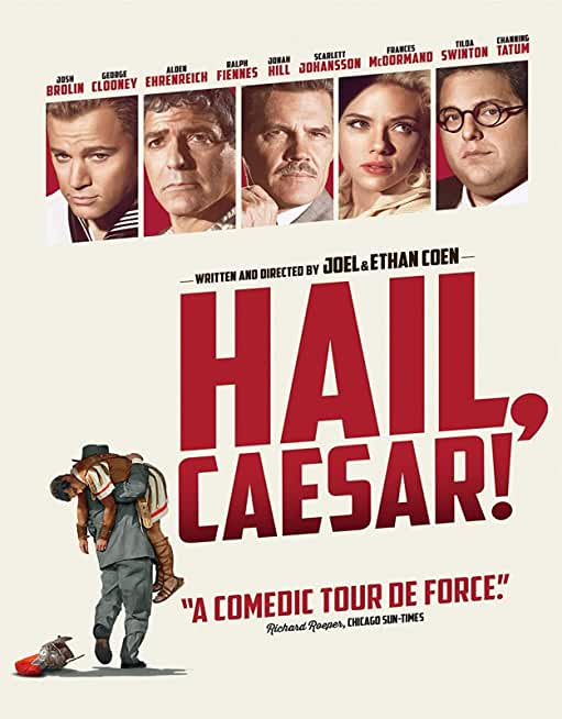 MOVIE SCRIPTS - HAIL CAESAR!: SCREENPLAY BOOK (English Edition)