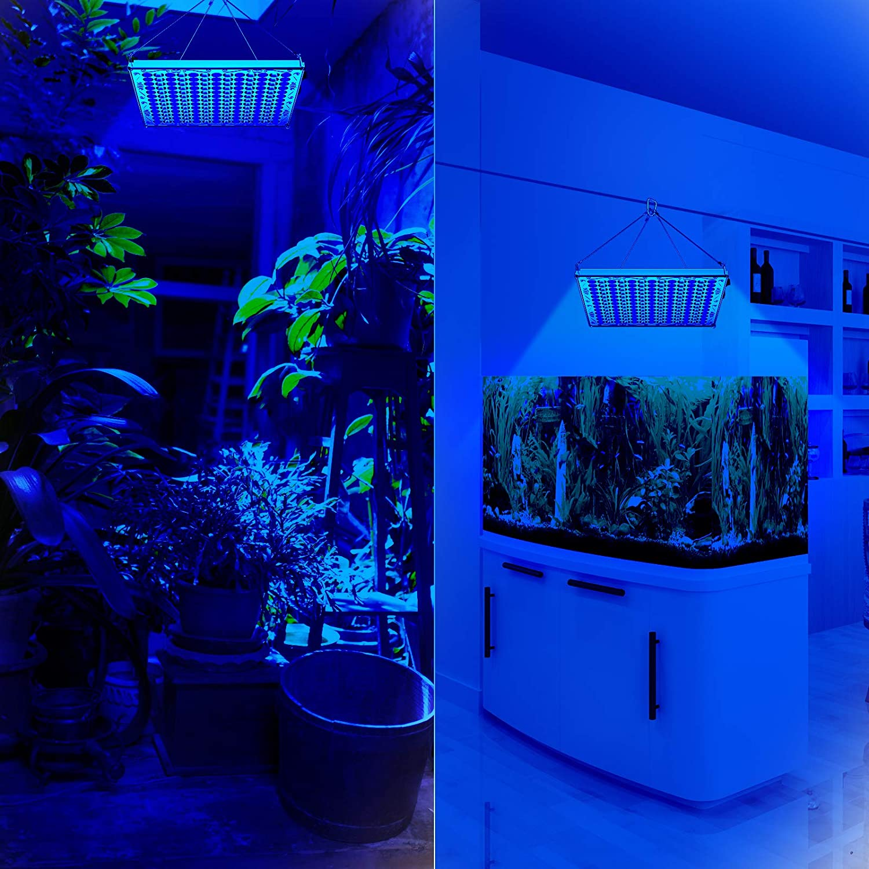 orchid/ées et l/égumes serre TOPLANET Lampe de croissance LED 75 W pour plantes /à spectre complet Lampe de culture pour jardin bo/îte de culture succulentes
