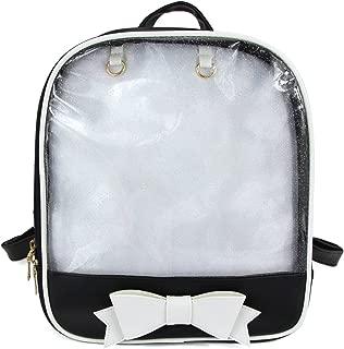 Ita Bag Candy Backpack Bowknot Kawaii Window Bag