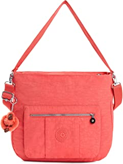 Kipling Carley Solid Hobo Crossbody Bag