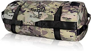Yes4All Sandbags - Heavy Duty Sandbags for Fitness, Conditioning, Crossfit - Multiple Colors & Sizes