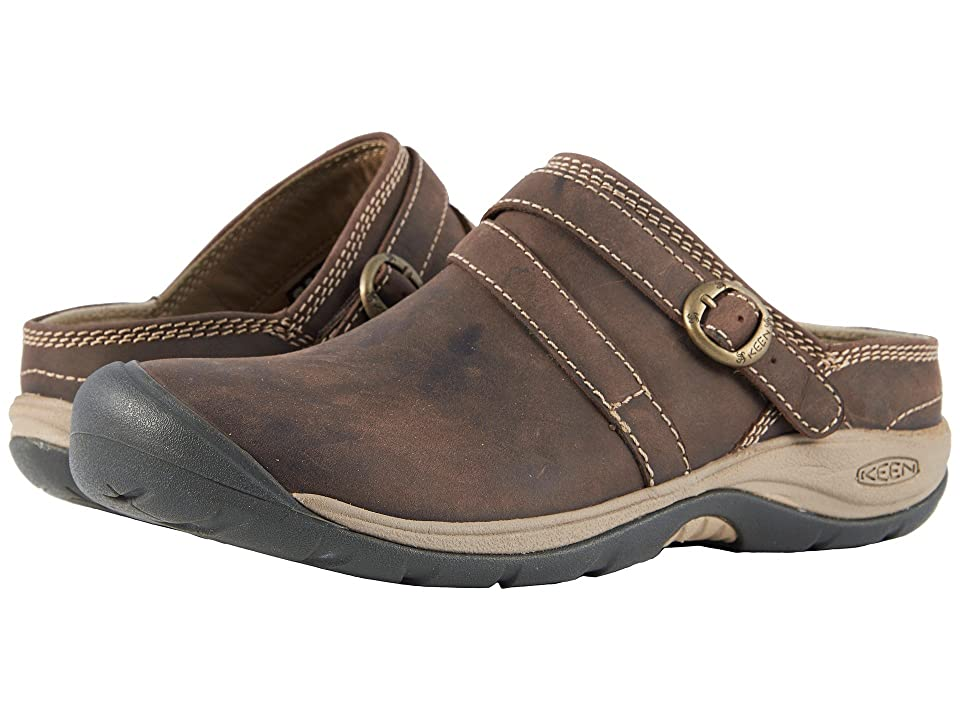Keen Presidio II Mule (Dark Earth) Women