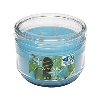 برطمان شمع معطر من ماينستايز، جاردن راين - 326 جرام
