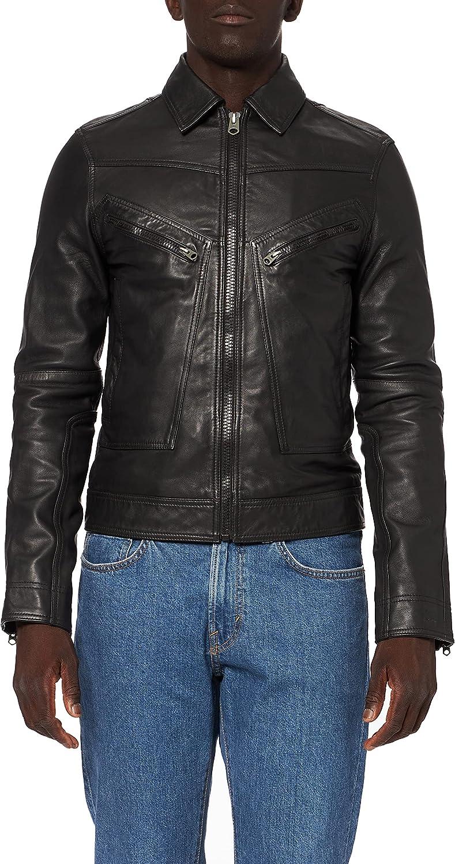 G-Star Flight Leather Jacket
