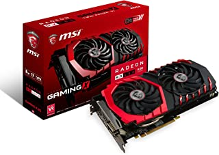 MSI Radeon RX 480 GAMING X 8G  Placa grafica, 8GB GDDR5 (256-bit), PCI Express x16 3.0