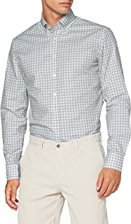 Hackett London Gingham Chk Camisa para Hombre
