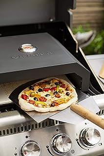 La Hacienda BBQ Pizza Oven Black