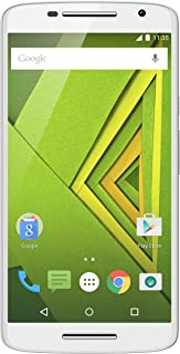 "Motorola Moto X Play XT1562 16GB GSM 5.5"" Display Unlocked Smartphone 4G LTE, 21MP Camera, Octa-Core CPU, White"