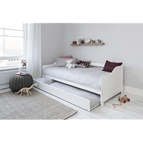 Single Bed With Pull Out Bed Amazoncouk
