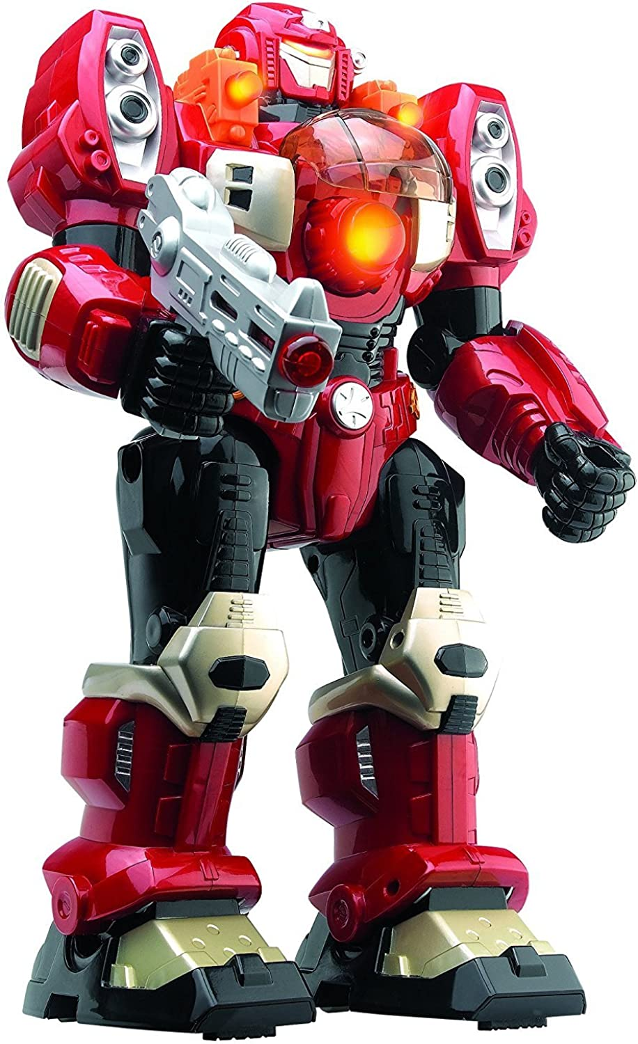 M.A.R.S. Turbotron Walking Robot  Red by Happykid