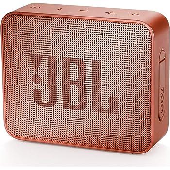 JBL GO2 - Waterproof Ultra Portable Bluetooth Speaker - Cinnamon