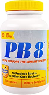 Nutrition Now Immune System Support - PB8-60 Capsules