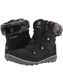 Columbia Womens Bangor Slip Omni-Heat Ankle Boot