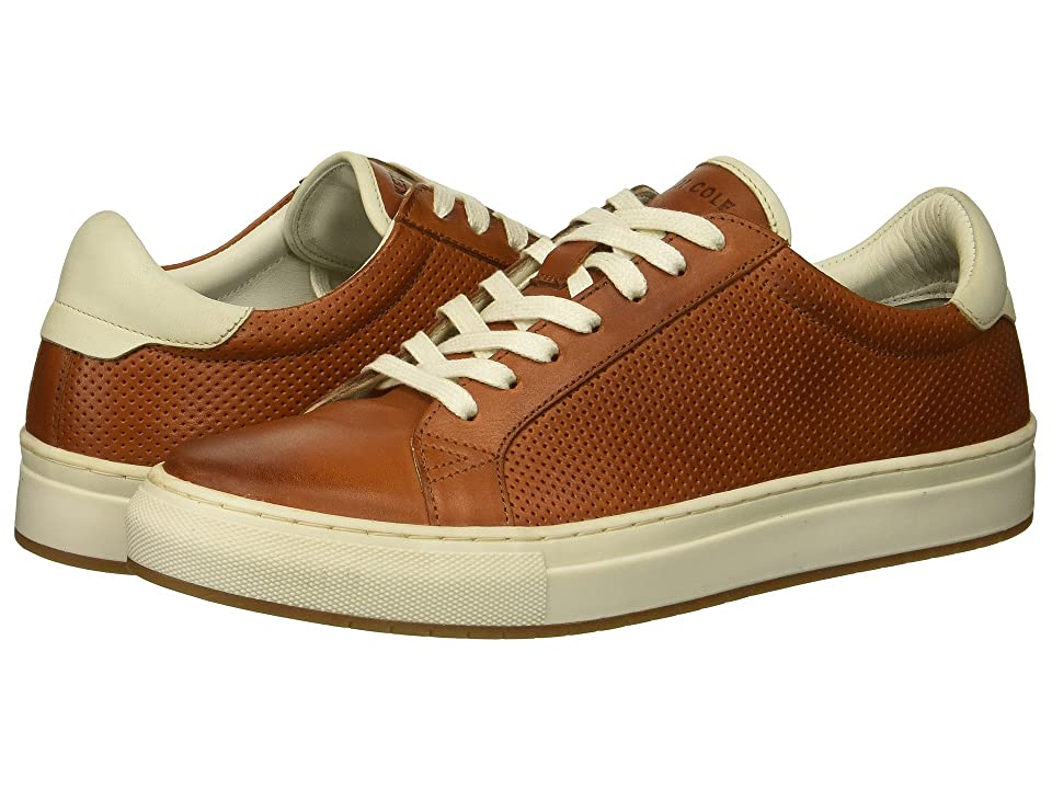 Kenneth Cole New York Don Sneaker (Cognac) Men