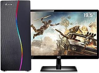 "PC Gamer EasyPC Ready Intel Core i5 6GB HD 3TB Nvidia Geforce GT710 2GB Monitor 19.5"" HDMI"
