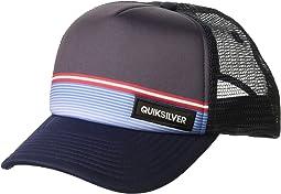 Stripe Stare Cap