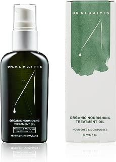 DR. ALKAITIS Organic Nourishing Treatment Oil Mid Size, 2 fl. oz.