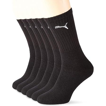 Puma Sports Socks Cush Crew (6 Pair Pack)