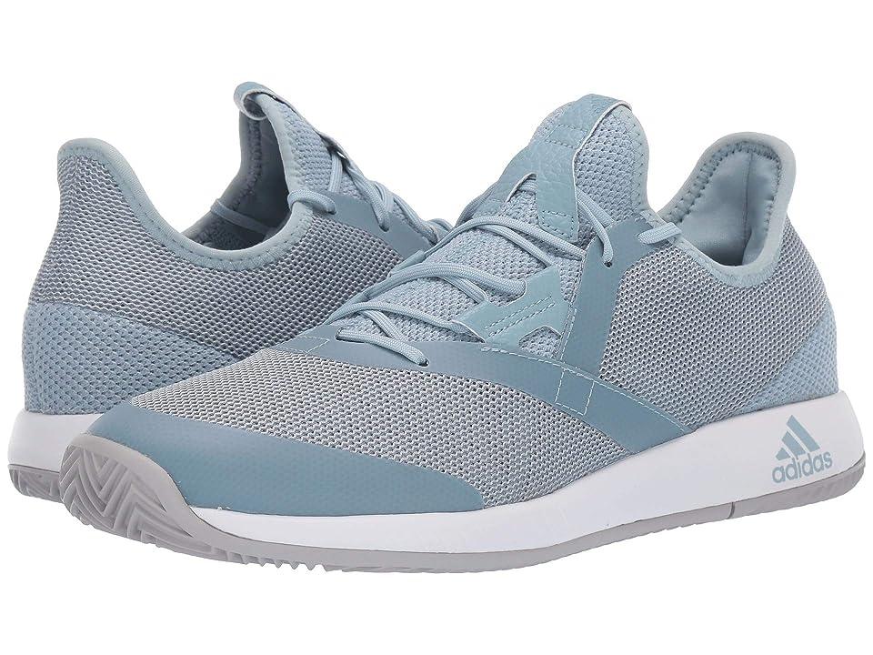 adidas adizero Defiant Bounce (Ash Grey S18/Light Granite/Footwear White) Men