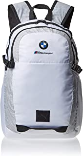 Puma Bmw M Motorsport Backpack White white Bag For Unisex, Size One Size