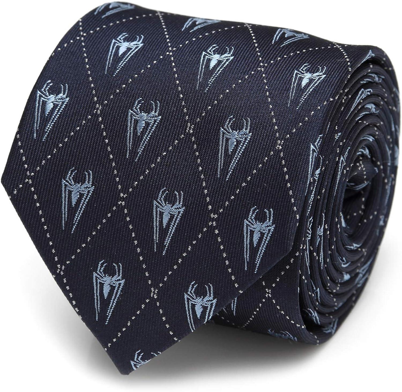Spider-Man Diamond Popular popular Navy Men's Max 62% OFF Tie