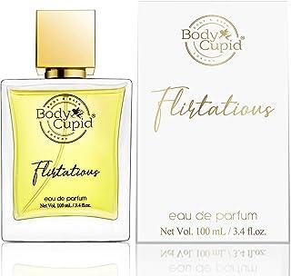 Body Cupid Flirtatious Perfume for Women - Eau de Parfum - 100 mL