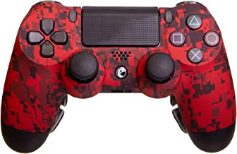 Evil Controllers Esports Pro Controller Evil Shift (Red Urban) for PS4 Playstation 4 / PC (Wireless/Wired)