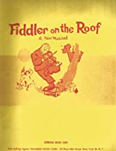 Best fiddler on the roof book author Reviews