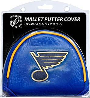 Team Golf NHL Golf Club Mallet Putter Headcover, Fits Most Mallet Putters, Scotty Cameron, Daddy Long Legs, Taylormade, Odyssey, Titleist, Ping, Callaway